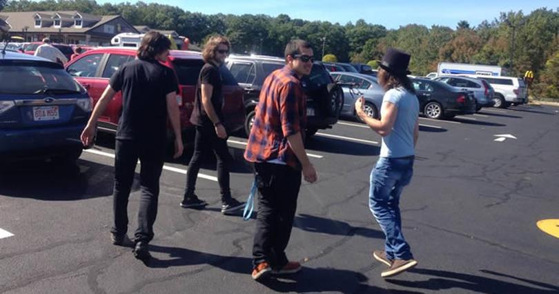 Stone Giant atuam para Jimmy Page
