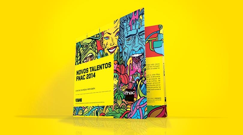 Novos Talentos Fnac 2014 já à venda