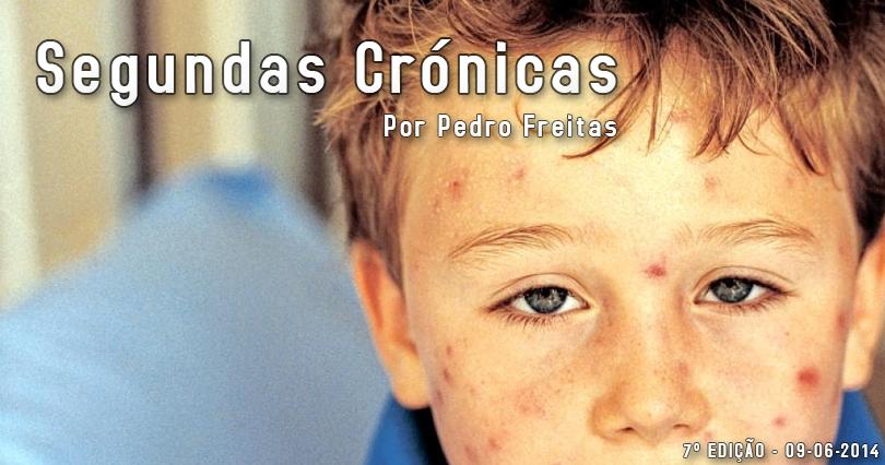 Segundas Crónicas - E uma livestreamzinha!?