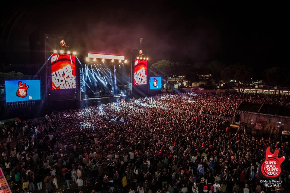[Reportagem] Super Bock Super Rock 2014