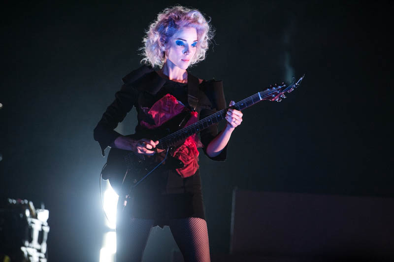 St Vincent - The Wiltern Theatre - March 21, 2014