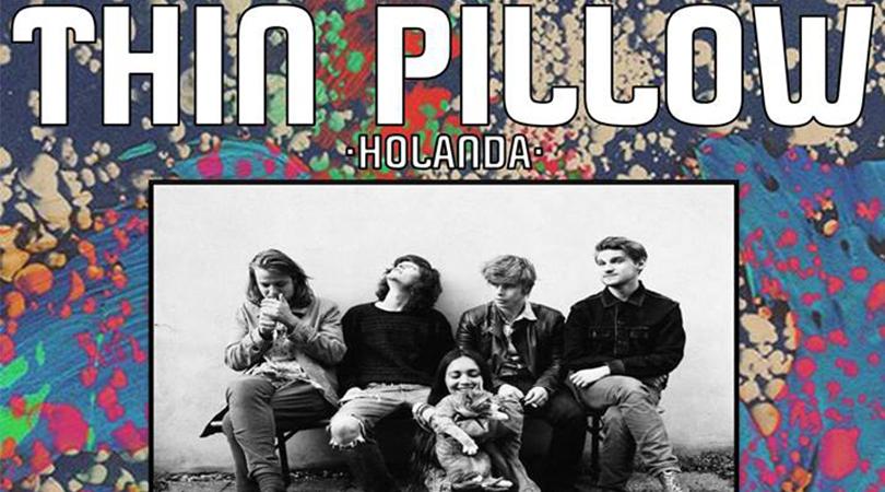 Thin Pillow com tour de estreia em Portugal