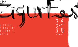 TRC ZigurFest com cartaz fechado