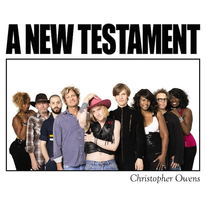 Christopher Owens - A New Testament