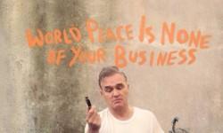 Concerto de Morrissey: bilhetes à venda sábado