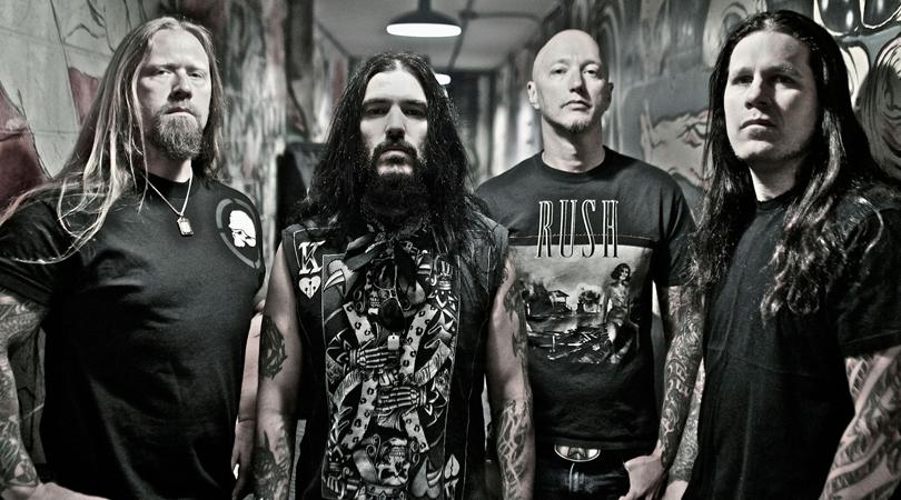 Ouçam aqui a nova música dos Machine Head.