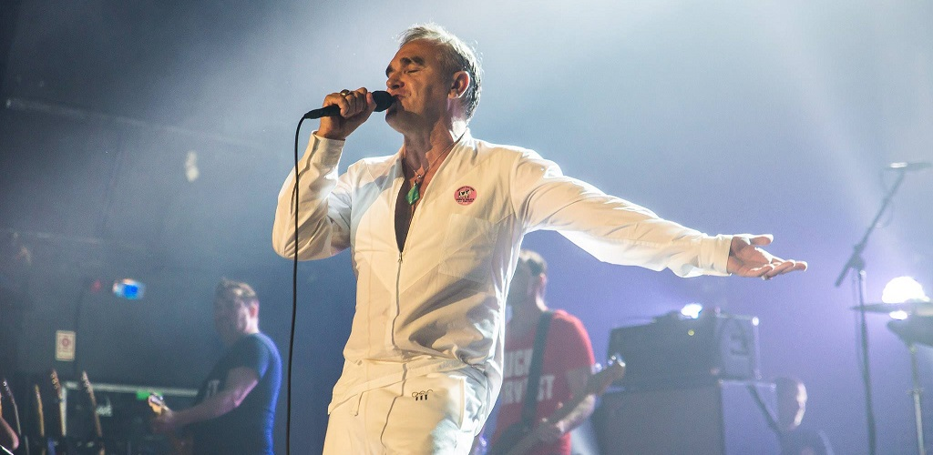 Morrissey @Coliseu dos Recreios [6Out2014]