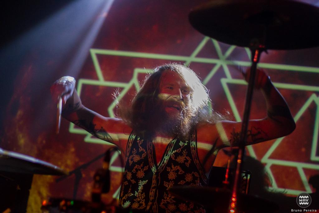 Post Amplifest Session: Kadavar + The Picturebooks + Juseph @Hard Club [29Out2014]