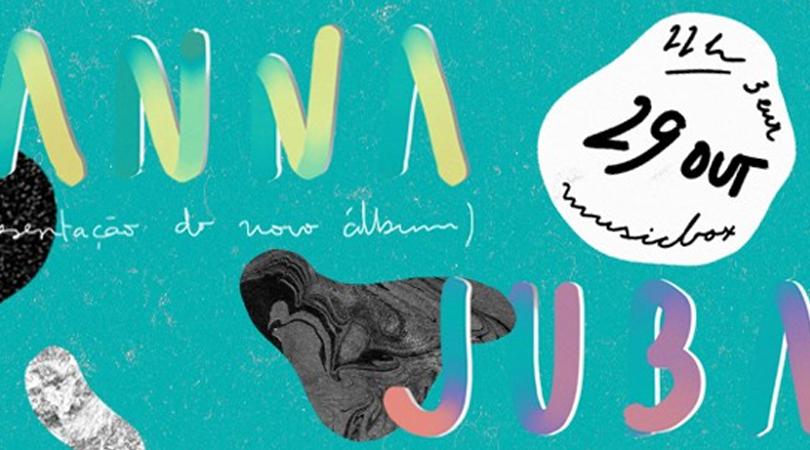 Savanna e Juba hoje no MusicBox