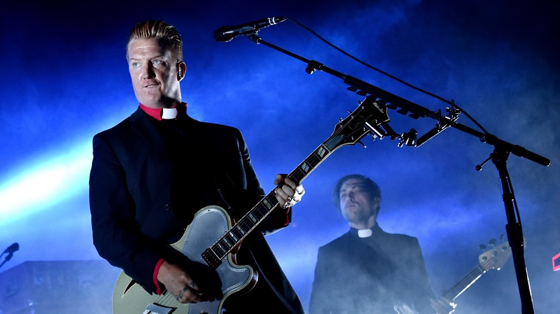 "Queens Of The Stone Age Present ""The End Of The Road"""