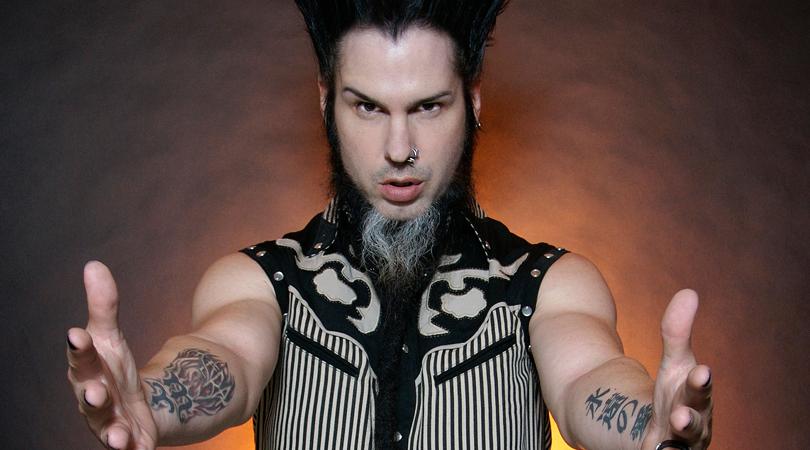 Wayne Static, vocalista dos Static-X morre aos 48 anos
