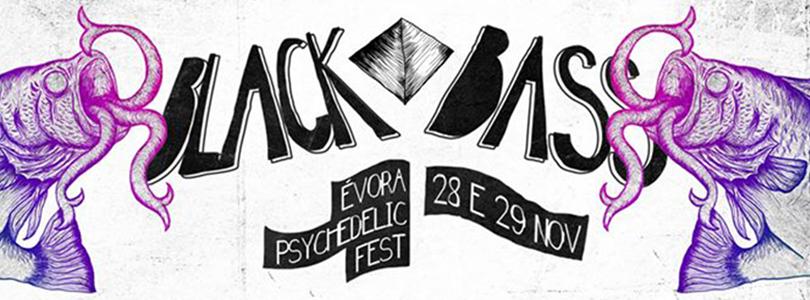 black bass évora