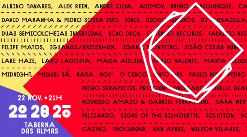20 XX Vinte estreia-se em Lisboa no mês de Novembro