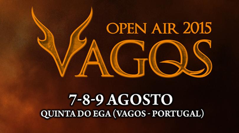 Vagos Open Air 2015 com as primeiras confirmações
