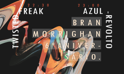 Festa de Aniversário do blog Bran Morrighan esta sexta no Musicbox