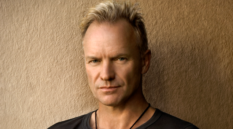 Sting no Super Bock Super Rock