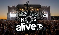 NOS Alive 2015