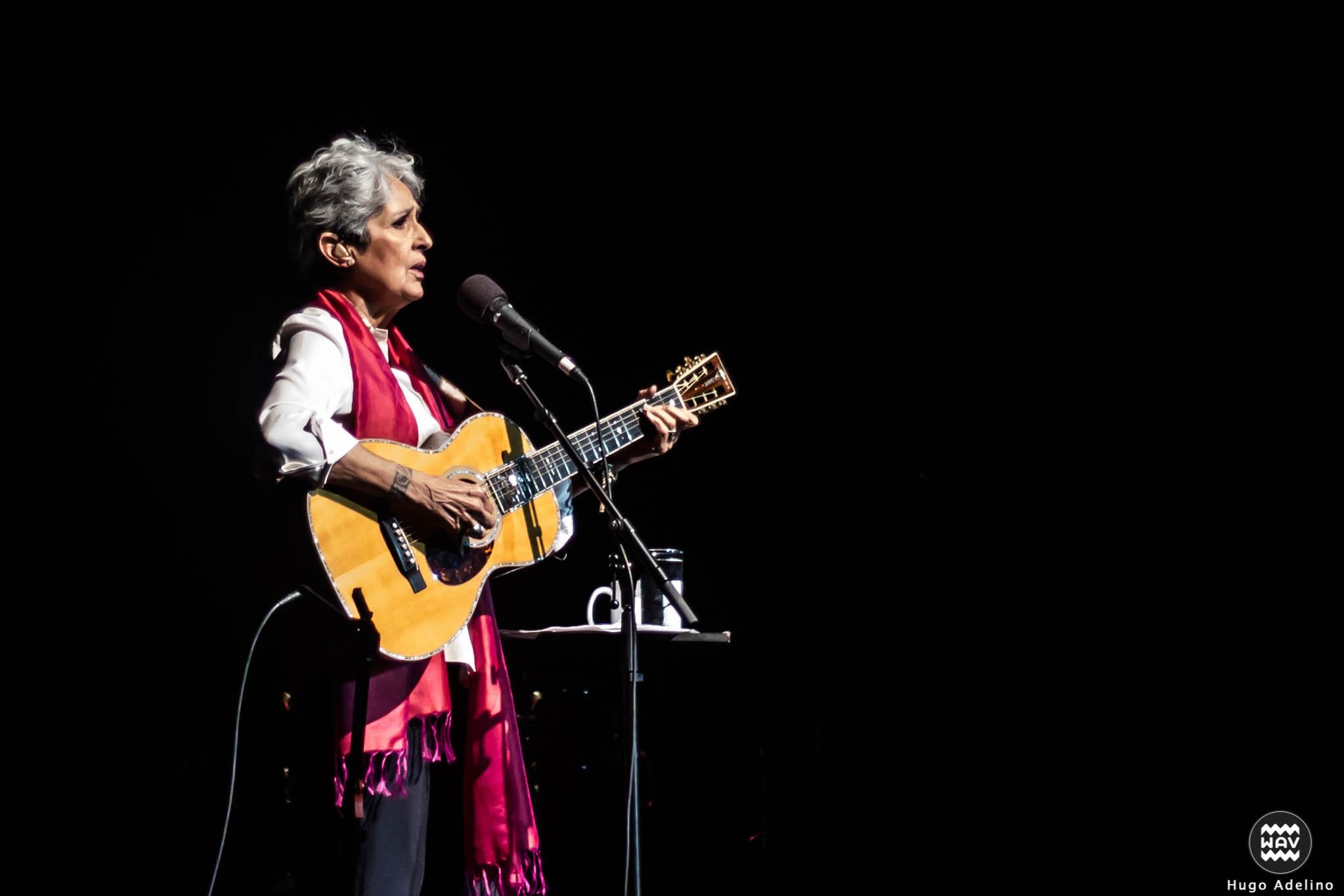 Joan Baez @ Coliseu de Lisboa – Lisboa [1Abr2015] Texto + Fotos