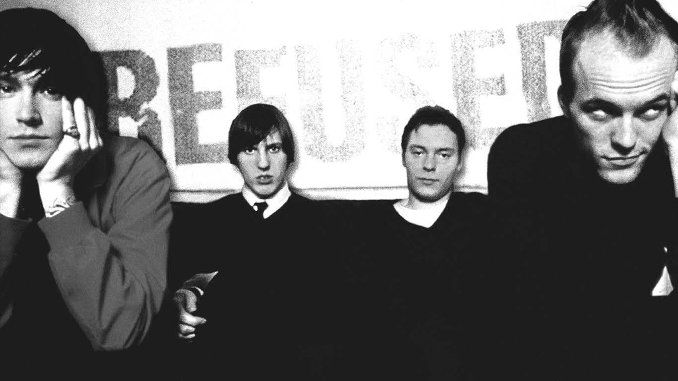 Refused regressam aos discos em Junho • Ouve aqui o primeiro avanço