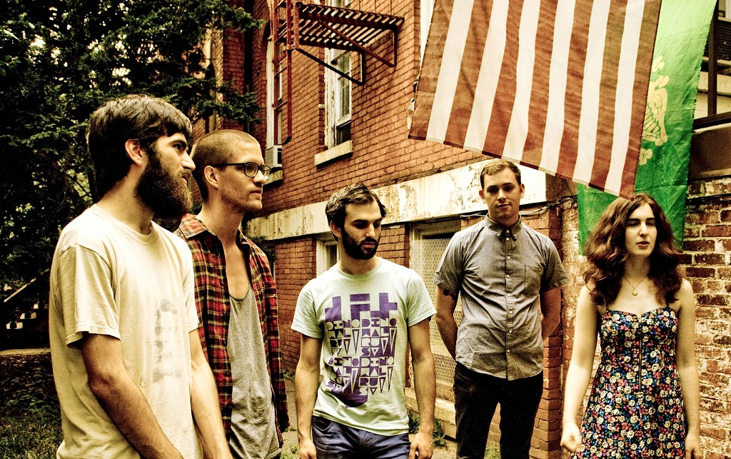 Titus Andronicus e Ducktails no Vodafone Mexefest