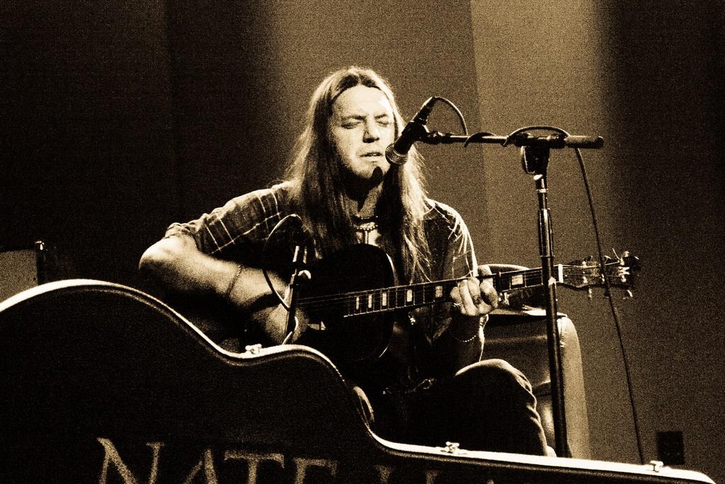Nate Hall estreia-se a solo em Portugal no Amplifest