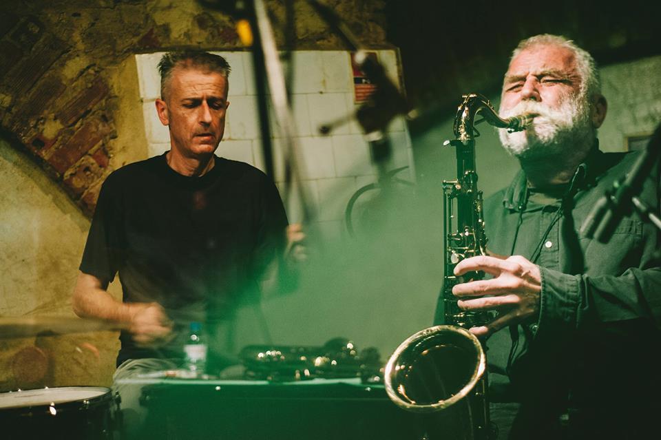 Julho é de Jazz no GNRation arranca este fim de semana com Peter Brötzmann & Steve Noble