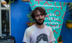 """""""Metade do trabalho é ter mente aberta"""", Márcio Laranjeira (Lovers & Lollypops)"""