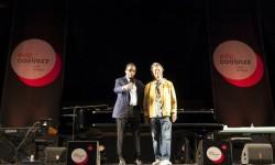Chick Corea & Herbie Hancock @EDP Cooljazz [19Jul2015]