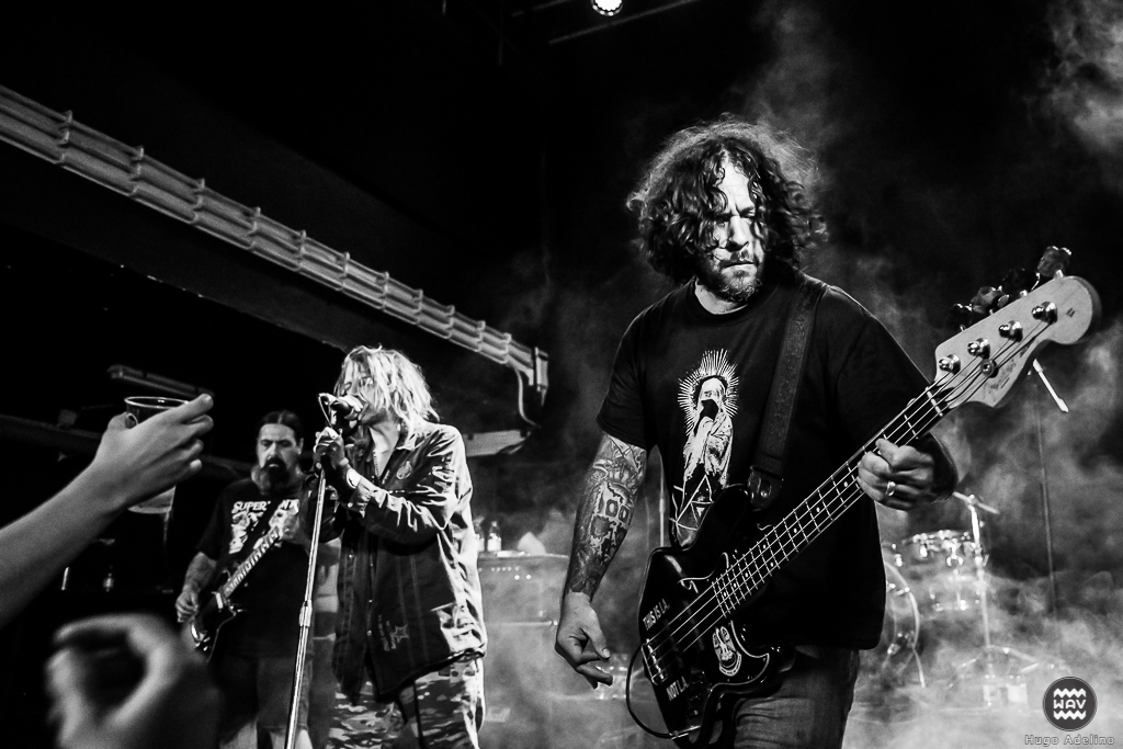 Eyehategod @ RCA Club - Lisboa [04Jul2015] Texto + Fotos
