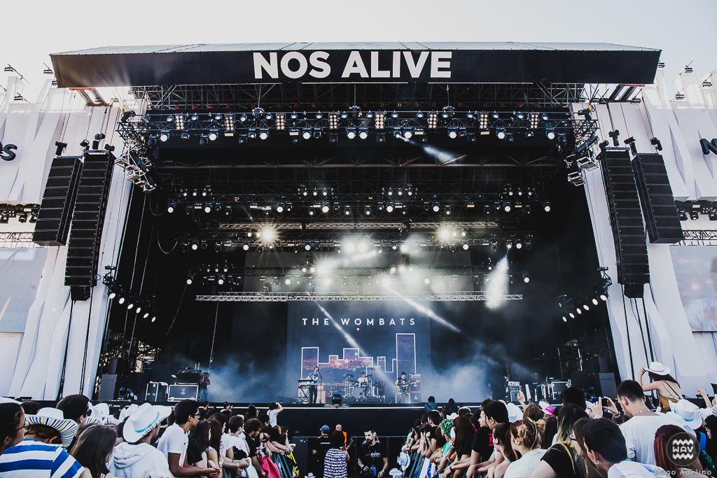 NOS Alive'15 - Dia 1 [9Jul2015] Texto + Fotos