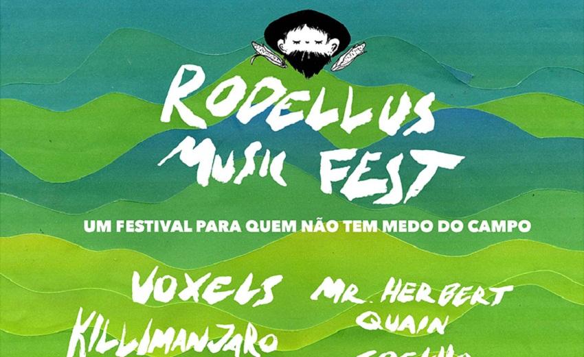 Rodellus Music Fest: Um festival para quem não tem medo do campo