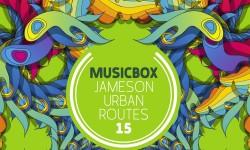 Jameson Urban Routes 2015 • Playlist