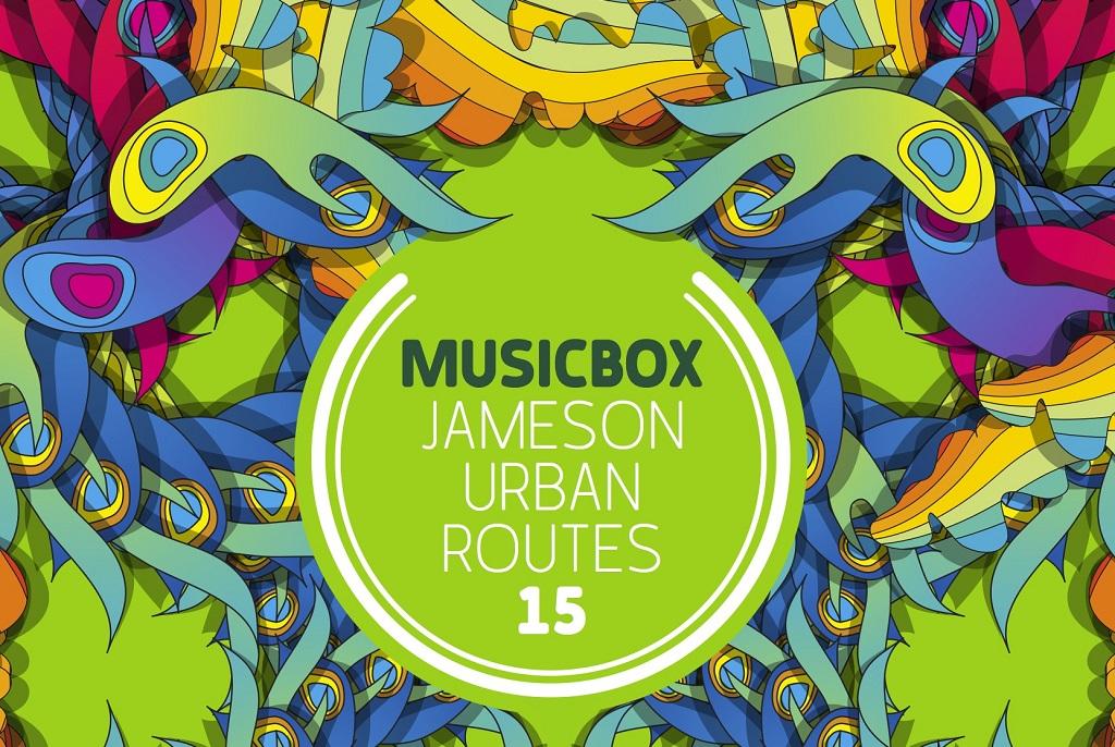 Jameson Urban Routes • O que esperar - Parte 1/2