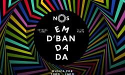 NOS em D'Bandada 2015 já tem cartaz completo