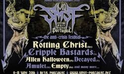 SMSF Beja 2016 • Rotting Christ entre as primeiras confirmações