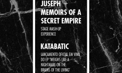 Juseph, Memoirs of a Secret Empire e Katabatic em mini-tour