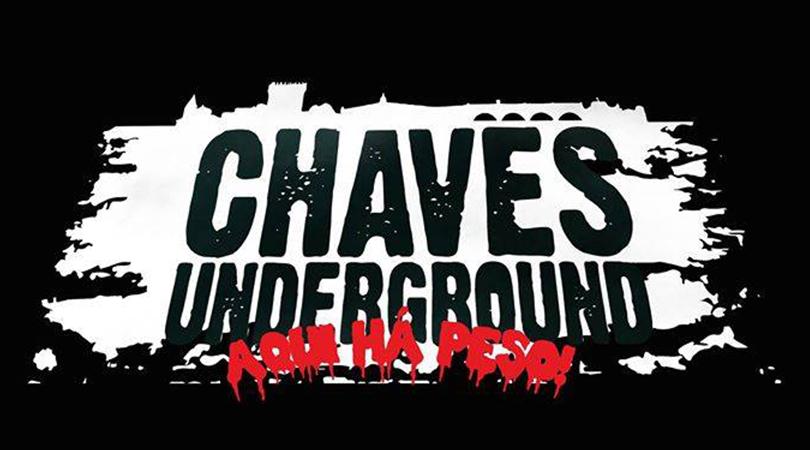 Chaves Underground arranca já neste fim de semana