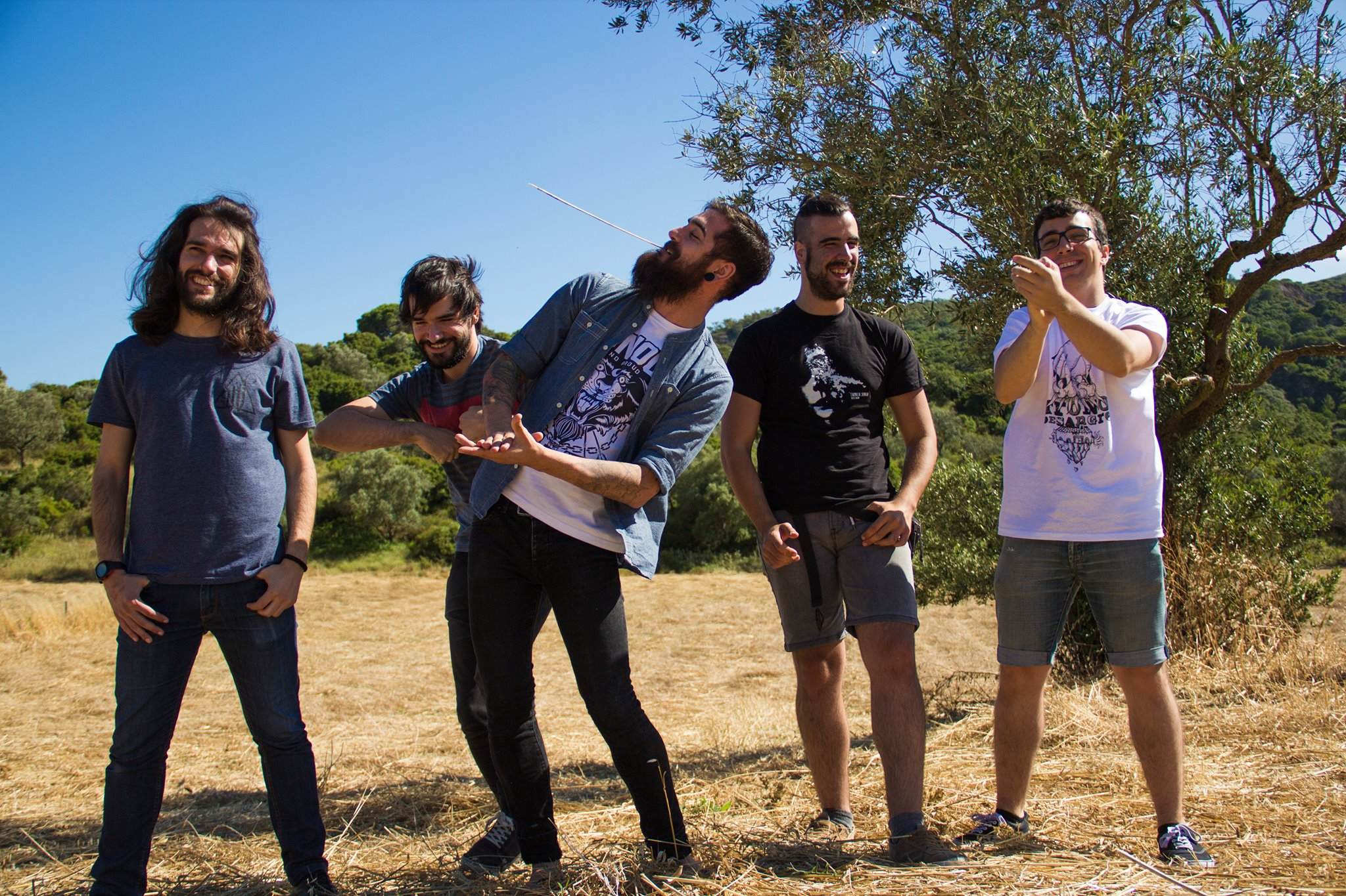 Ash Is A Robot lançam campanha de crowdfunding para novo álbum