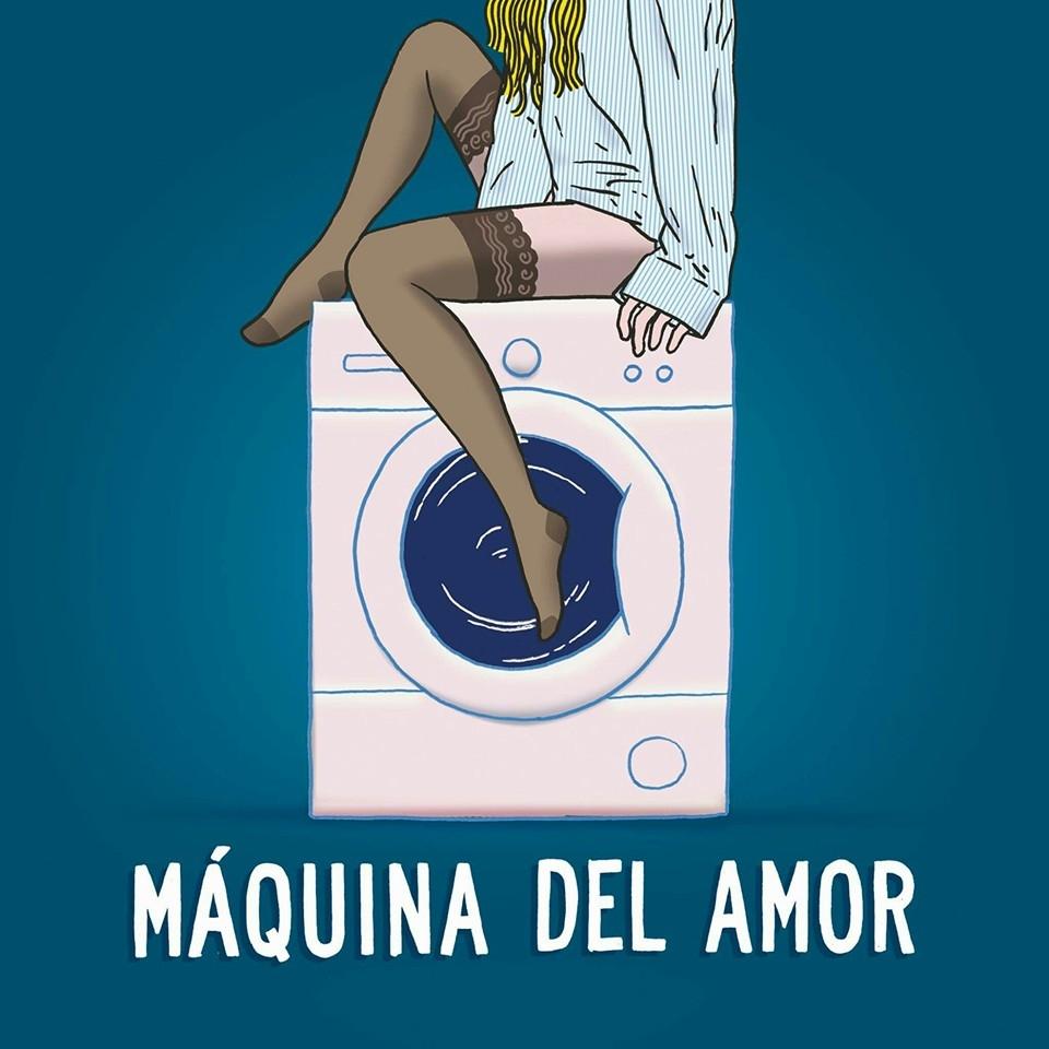 Máquina del Amor – Máquina del Amor