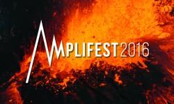 Amplifest 2016 – Cartaz