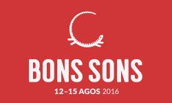 Bons Sons 2016 – Cartaz