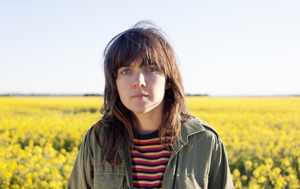 Courtney Barnett confirmada para o NOS Alive'16