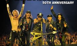 Scorpions celebram 50 anos de carreira no MEO Arena em Lisboa