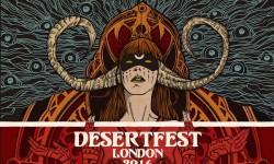 Desertfest London 2016 • Divisão por dias e bilhetes diários à venda