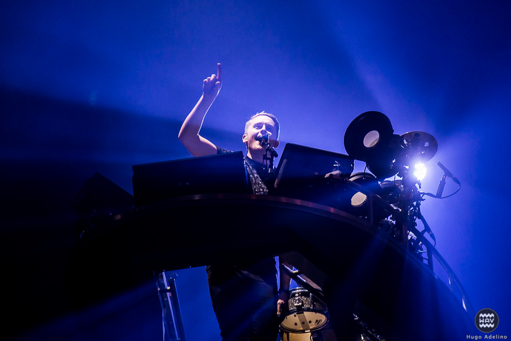 Disclosure regressam para o Super Bock Super Rock