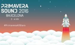 Primavera Sound 2016 • Playlist