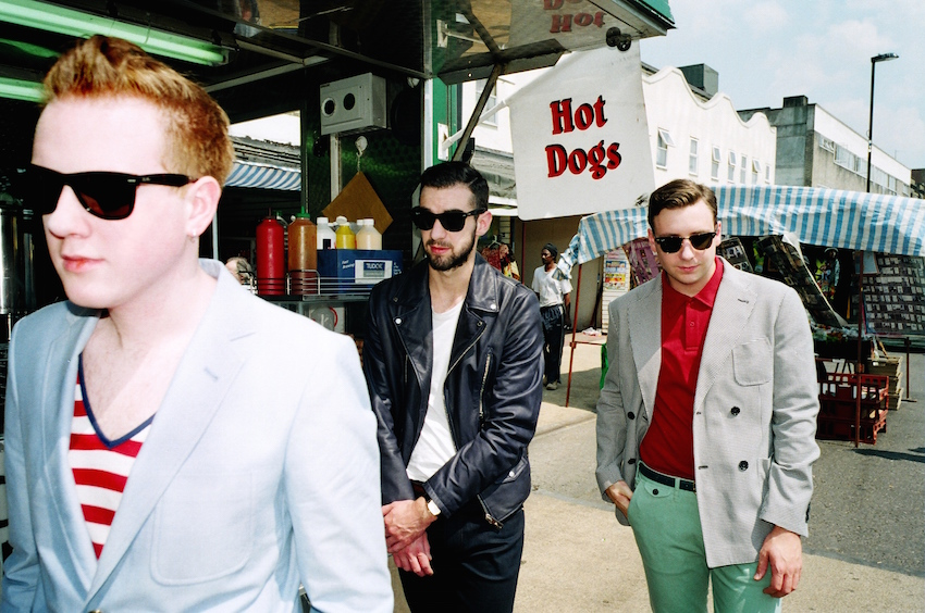 Two Door Cinema Club confirmados no NOS Alive'16