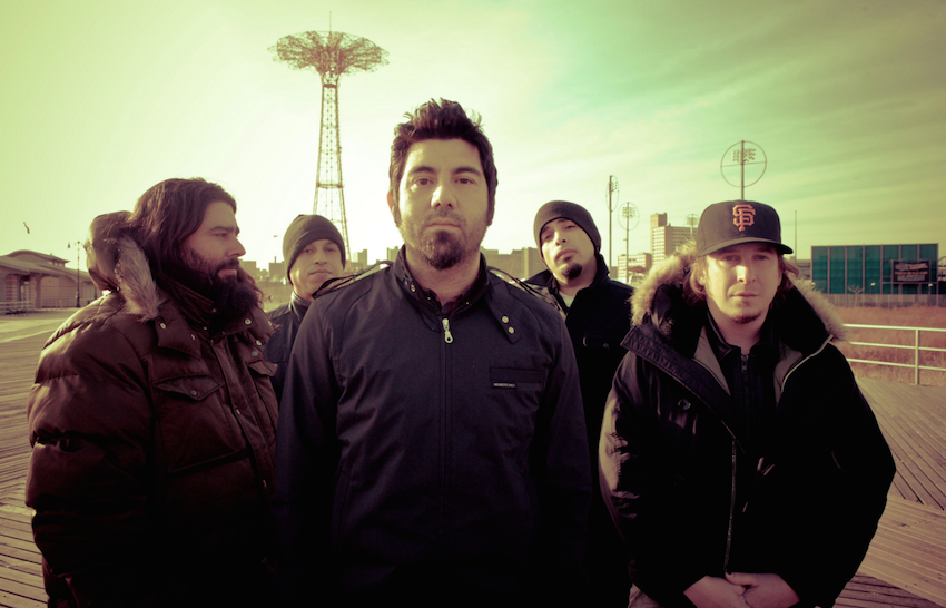 Deftones confirmados no Super Bock Super Rock