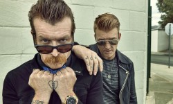 Eagles of Death Metal reagendam concerto de Lisboa