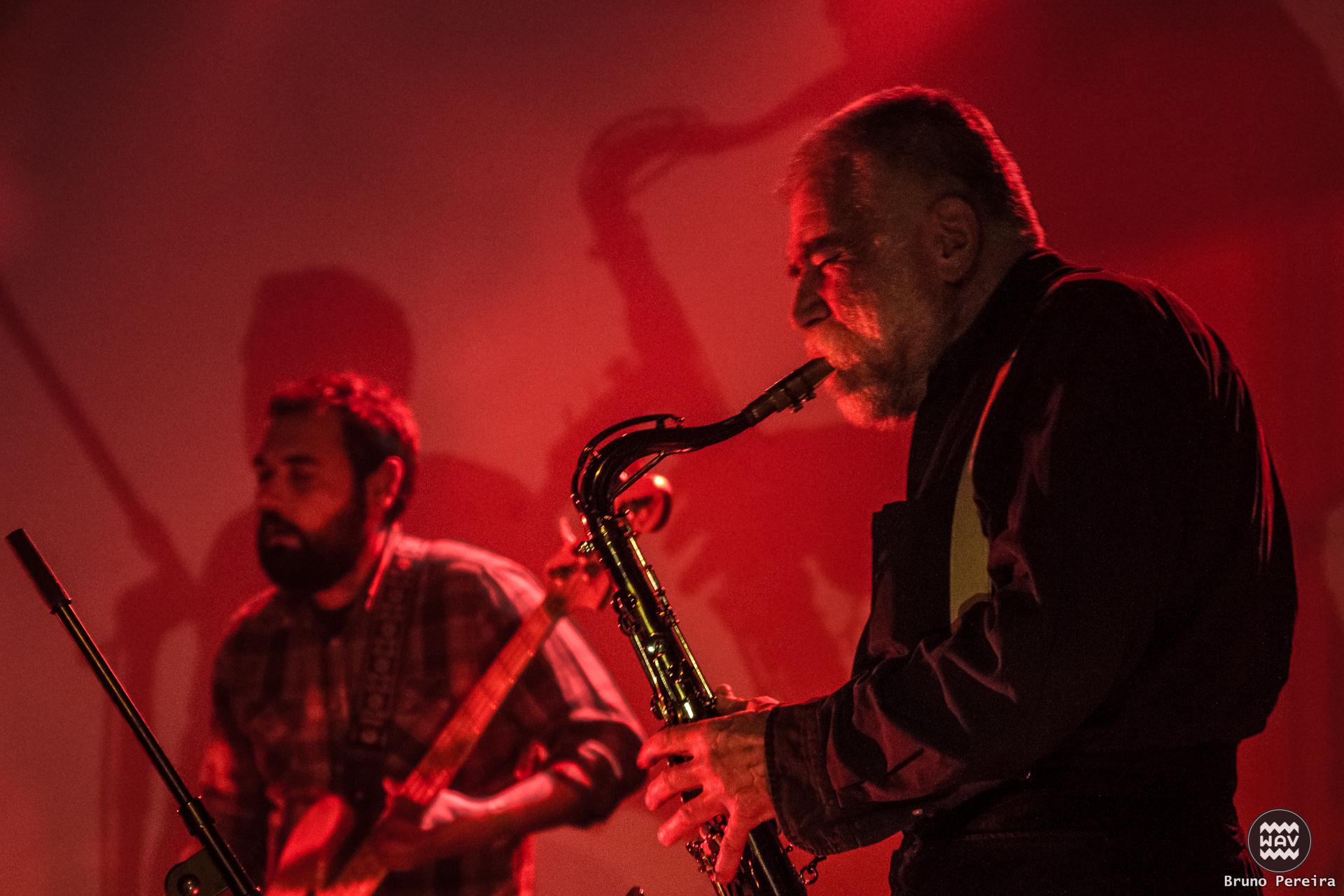 Black Bombaim & Peter Brötzmann @ Hard Club - Porto [27Fev2016] Texto + Fotos